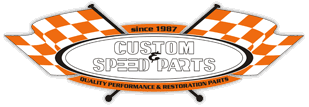 Custom & Speed Parts - Online-Shop für VW Käfer, Bus, Kübel, Typ 3, Karmann Ghia und Porsche 356 - CSP