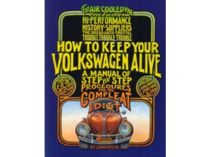 Buch 'How-To-Keep-Your-Volkswagen-Alive'