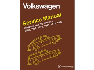 Buch 'Bentley Service Manual'